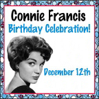 Baltimore Net Radio picture of Connie Francis