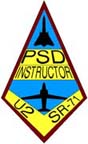 PSD instructor patch