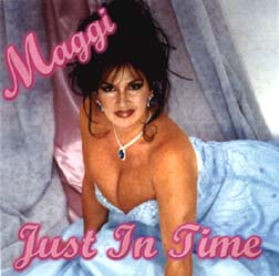 'Just in Time' CD artwork