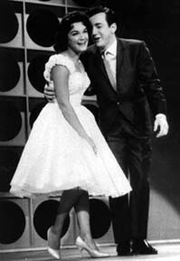 Connie with Bobby Darin