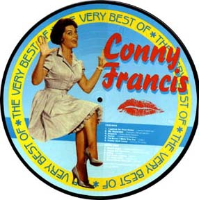 connie francis cd