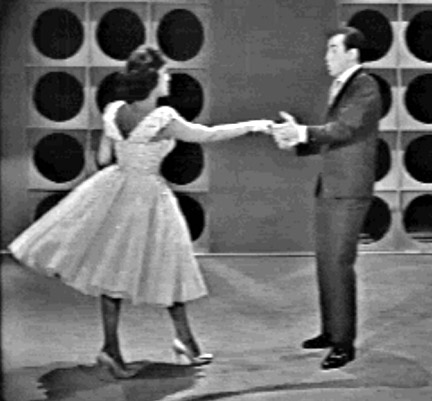 Bobby Darin and Connie Francis