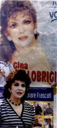 Gina by EU campaign poster